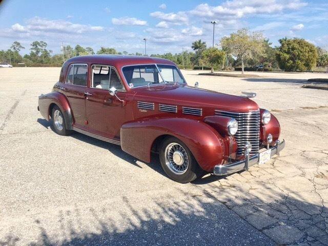 1938 Cadillac Restomod