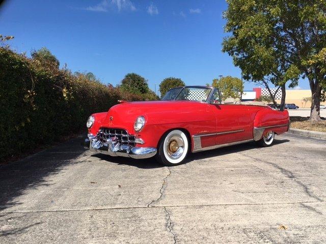 1948 Cadillac Restomod