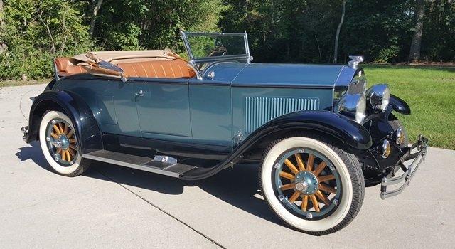1927 Buick Sport Roadster