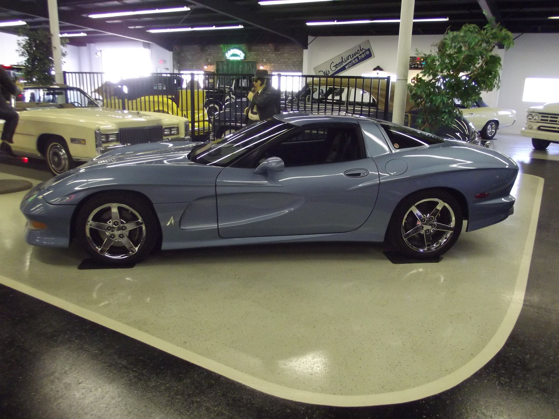 2002 chevrolet corvette avelate