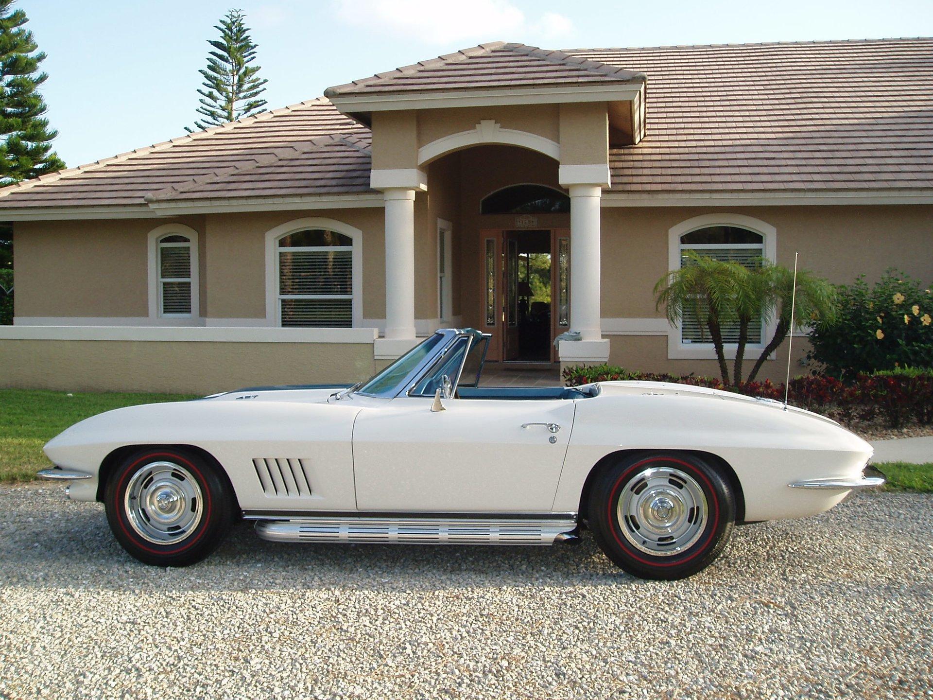1967 chevrolet corvette 427 435