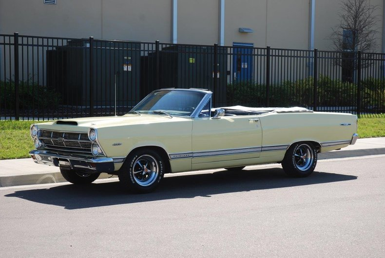 1967 Ford Fairlane 500 XL