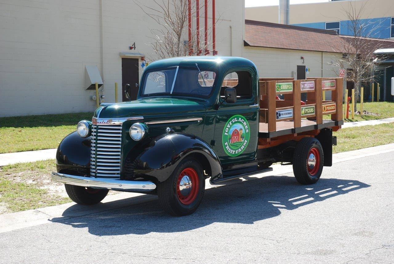 1940 chevrolet 1 1 2 ton pickup