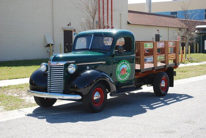 1940 Chevrolet 1-1/2 Ton Pickup