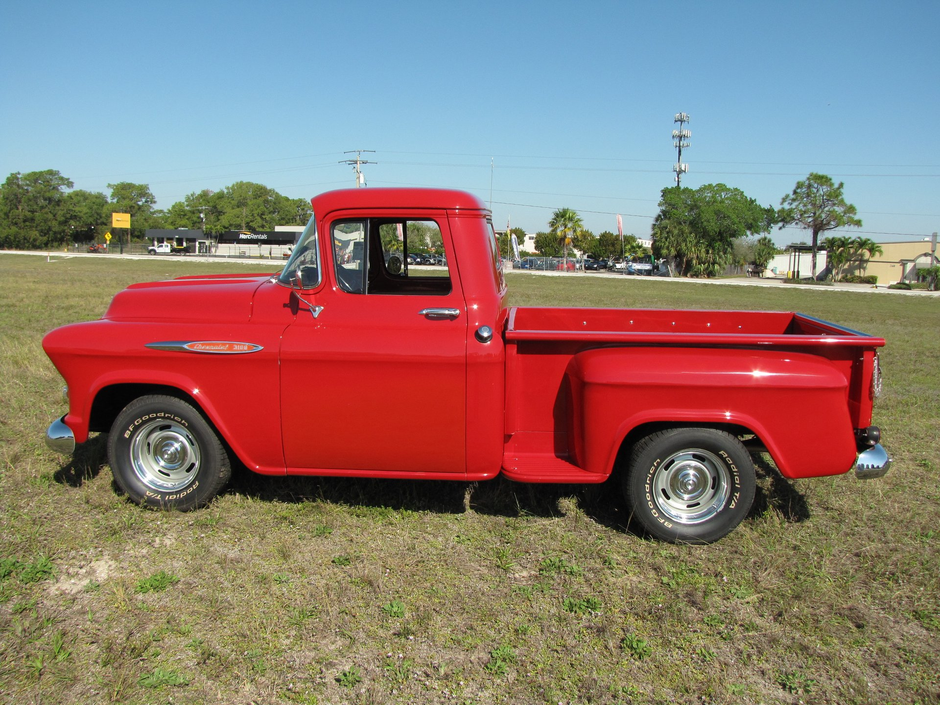 1957 chevrolet 3100 task force series