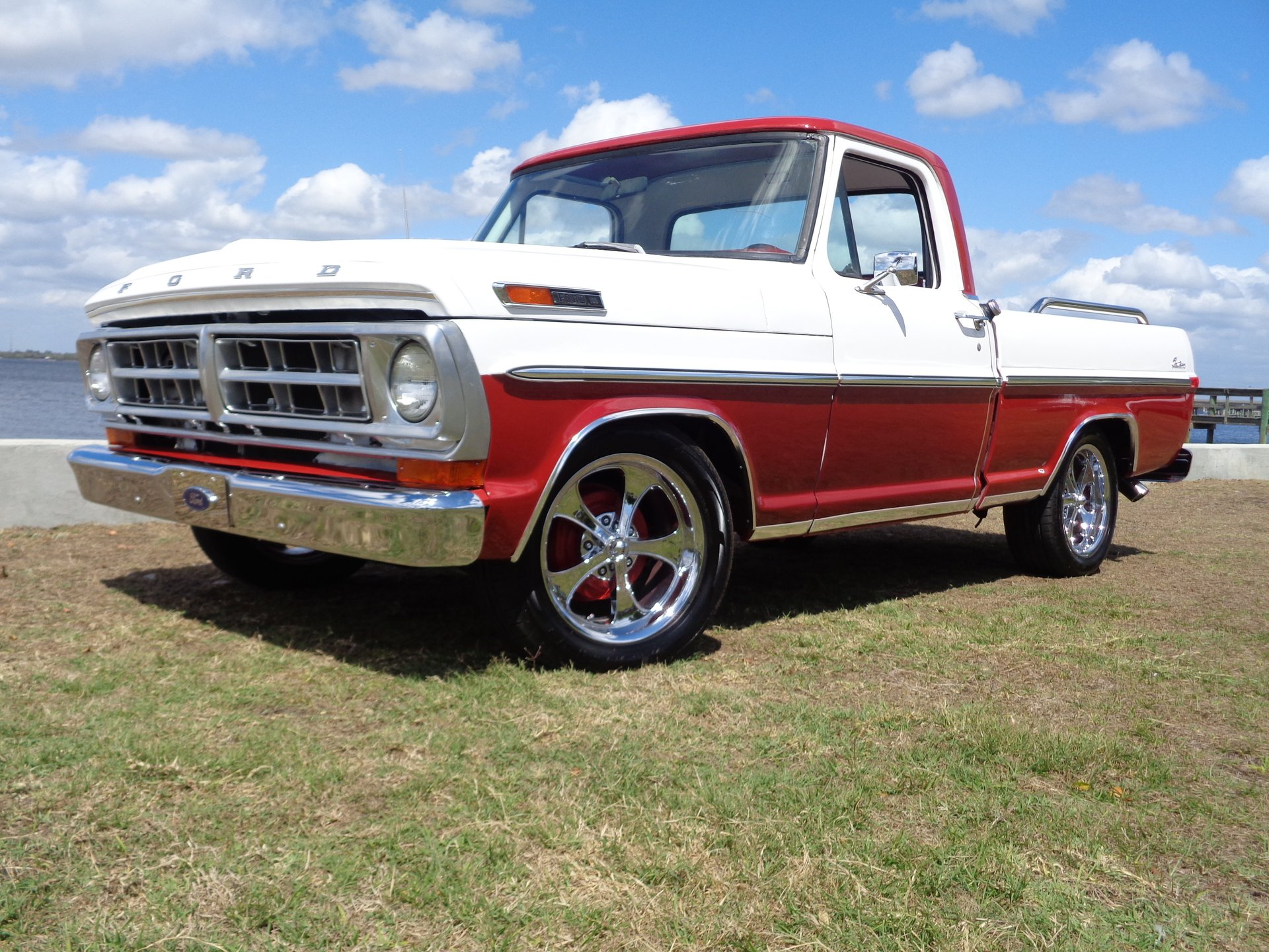 1971 ford f100 shortbed