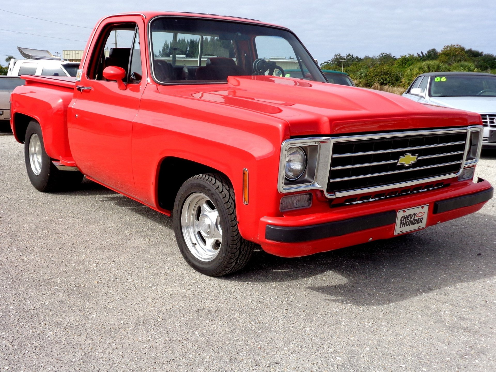 1976 chevrolet c10 shortbed stepside