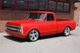 1970 chevrolet 1 1 2 ton pickup
