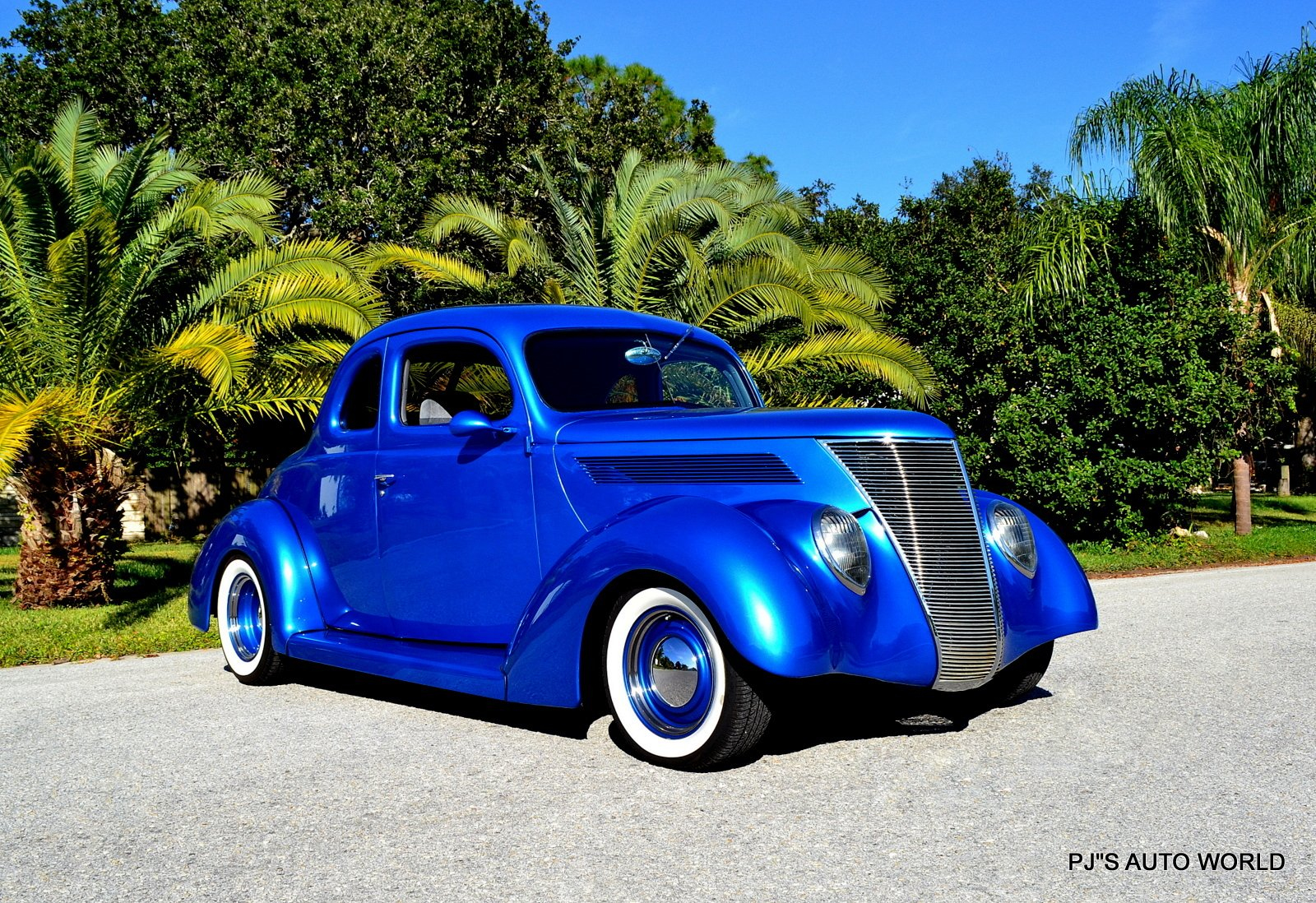 1938 ford 5 window
