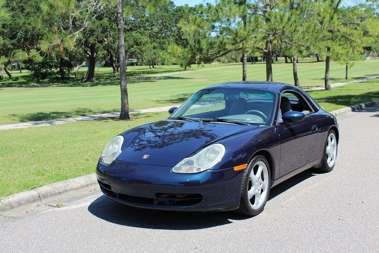 2000 porsche 911 carrera 2
