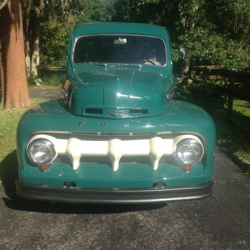 1950 ford 100