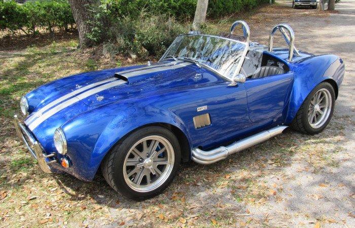 1965 factory five cobra 427