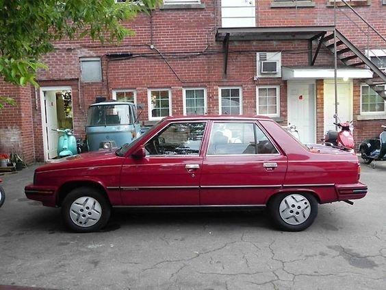 1986 Renault Alliance DL