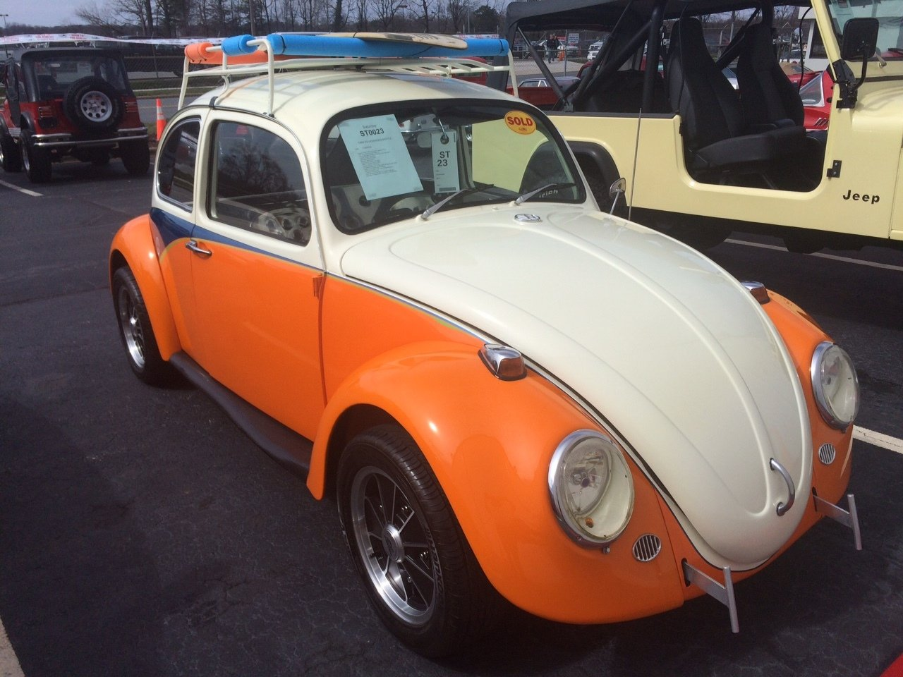 1966 volkswagen beetle custom