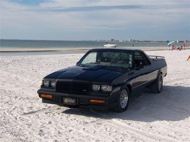 1984 Chevrolet El Camino | Premier Auction
