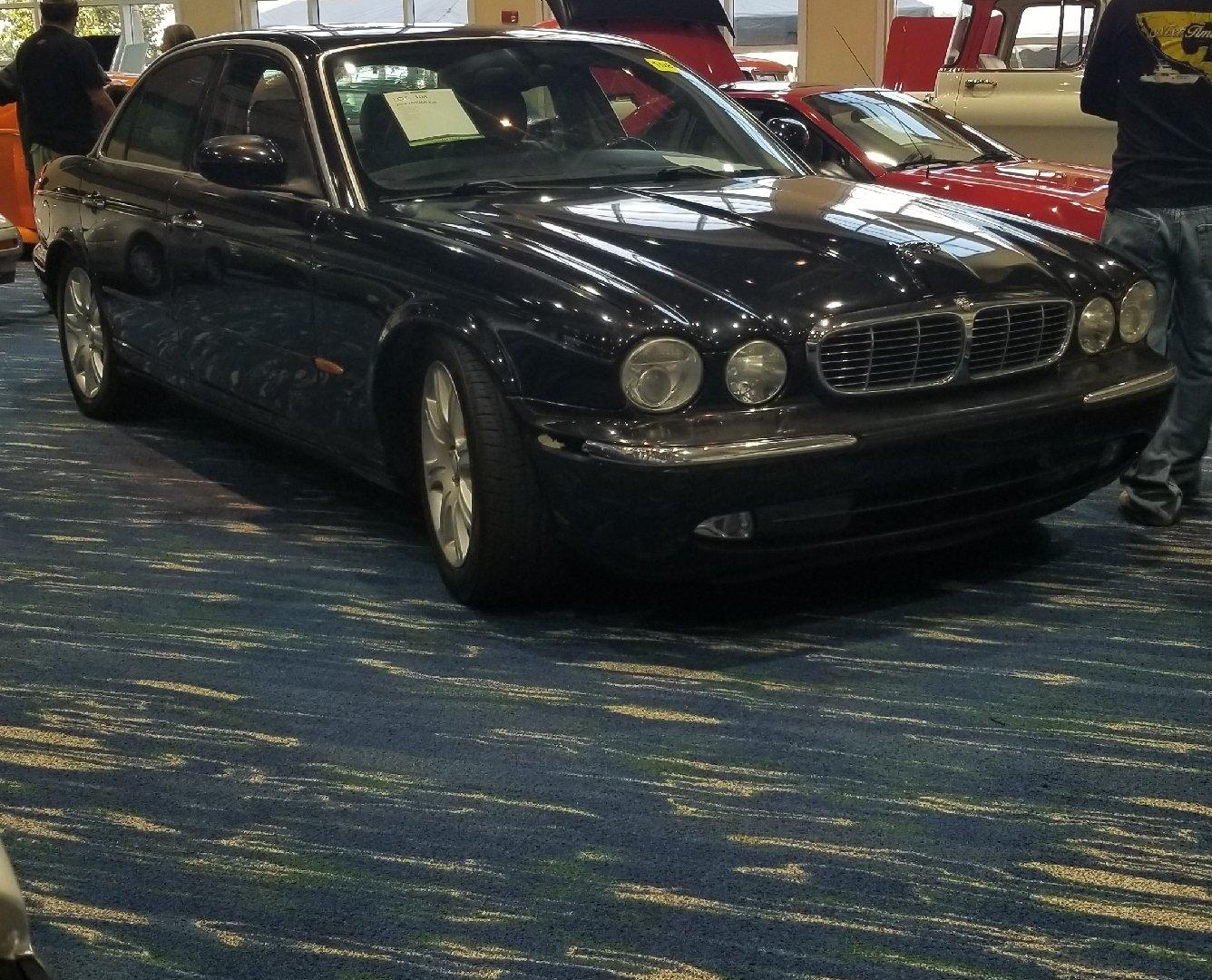 2004 jaguar xj8 sedan
