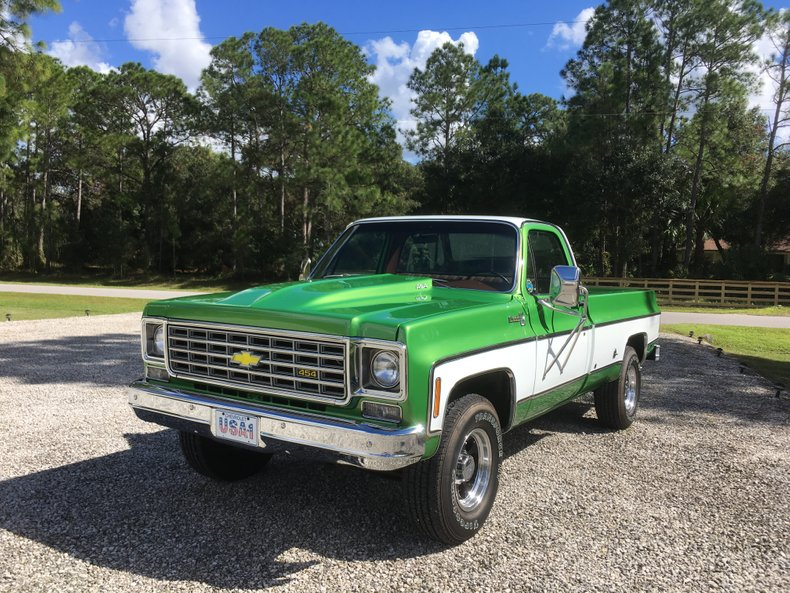 1975 Chevrolet Silverado For Sale
