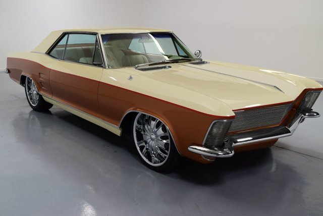 1964 buick riviera custom coupe