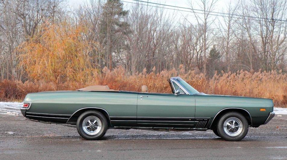 1969 Dodge Polara 500 | Premier Auction