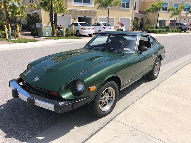 1978 datsun 280z coupe