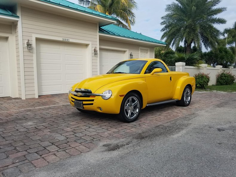 2005 Chevrolet SSR Limited Edition
