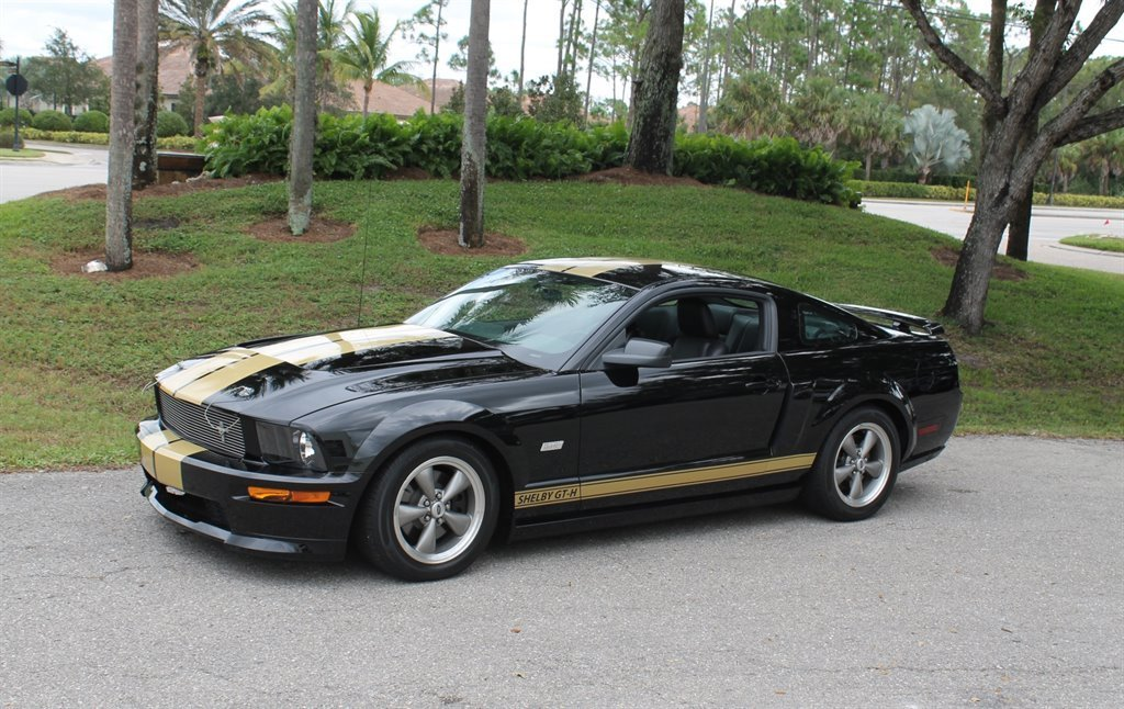 2006 ford shelby gt h fastback