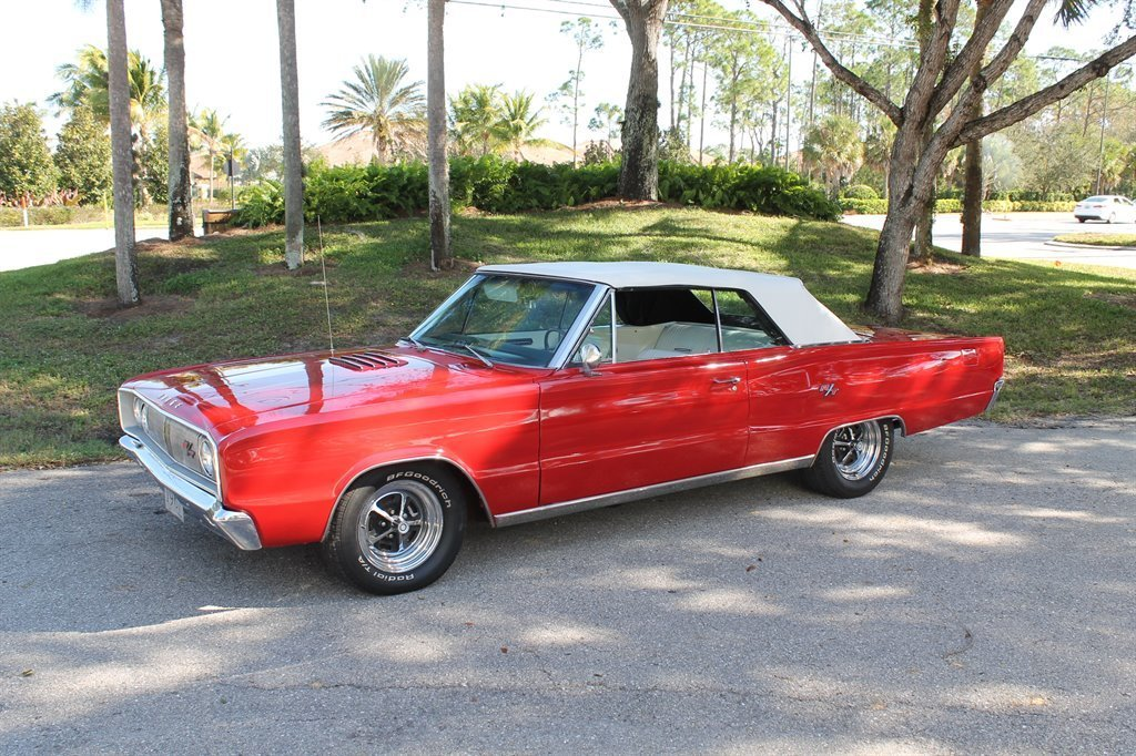 1967 dodge coronet r t convertible