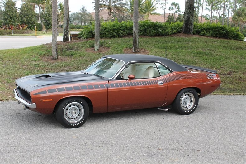 1970 Plymouth 'Cuda AAR for sale #113901 | MCG