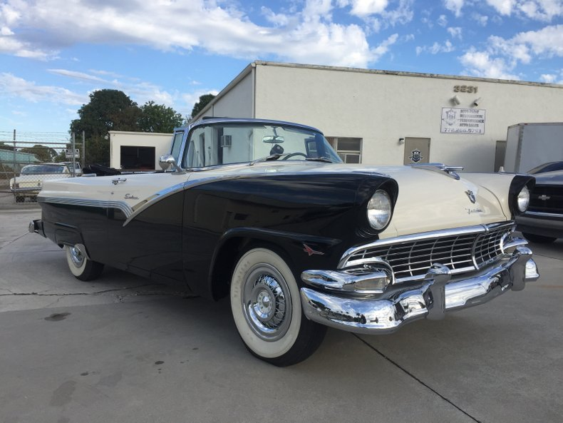 1956 Ford Sunliner For Sale