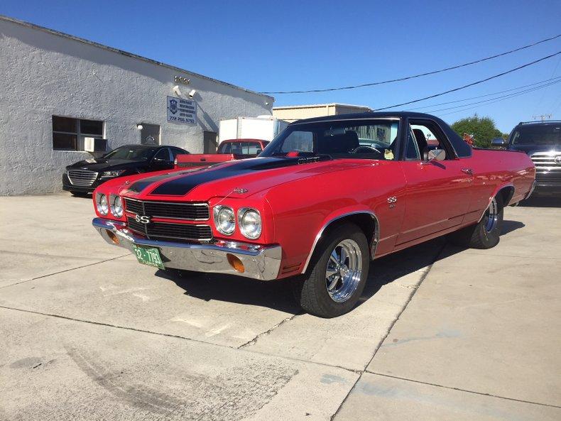 1970 Chevrolet El Camino SS 454