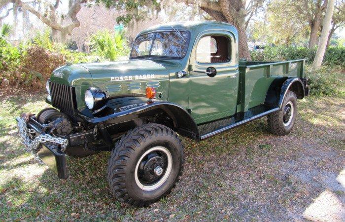 1949 dodge power wagon truck