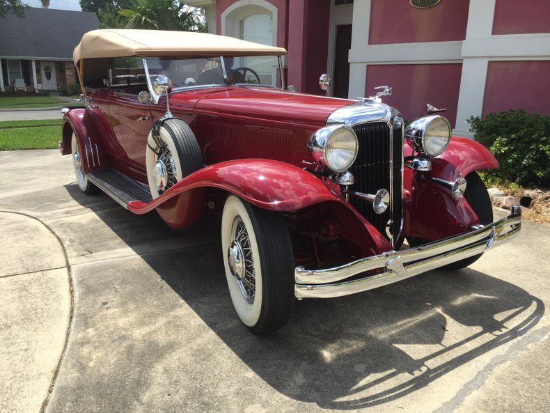 1931 Chrysler Imperial Dual Cowl For Sale