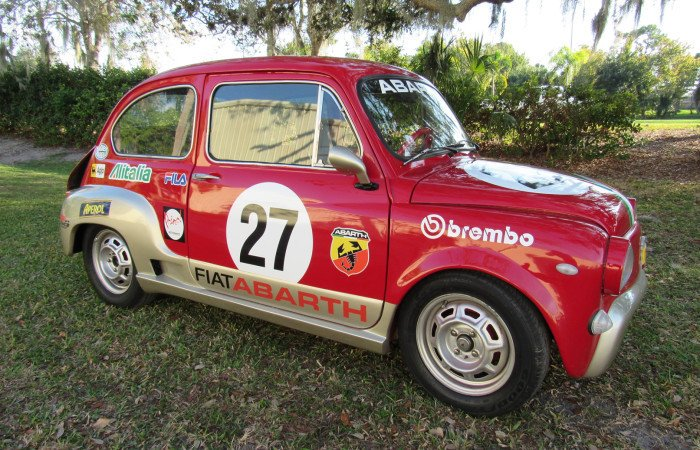 1974 Fiat 650 Abarth For Sale