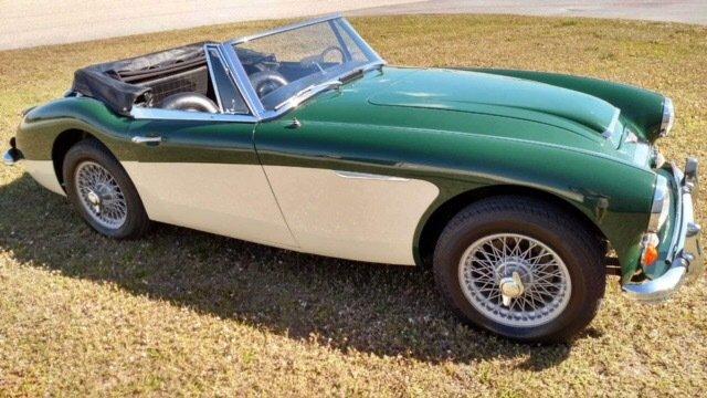 1966 Austin-Healey BJ8 For Sale