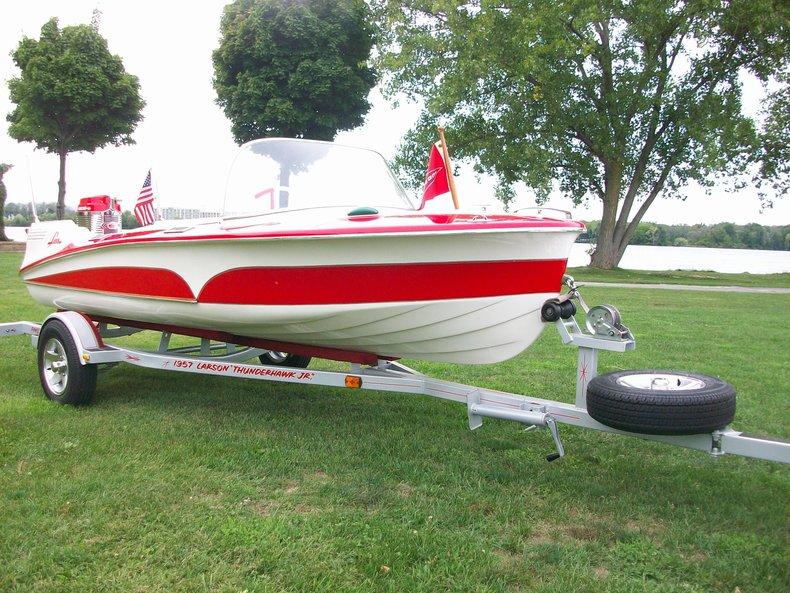1957 Larson Thunderhawk Jr