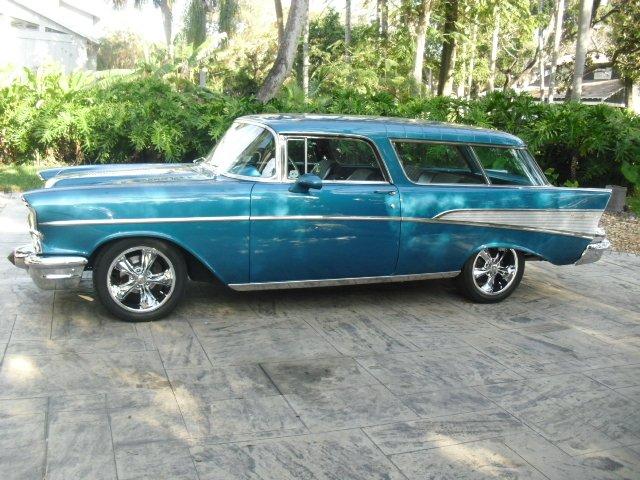 1957 Chevrolet Nomad For Sale