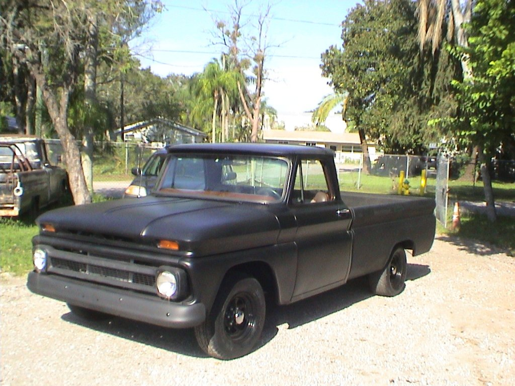1965 chevrolet custom lwb pickup