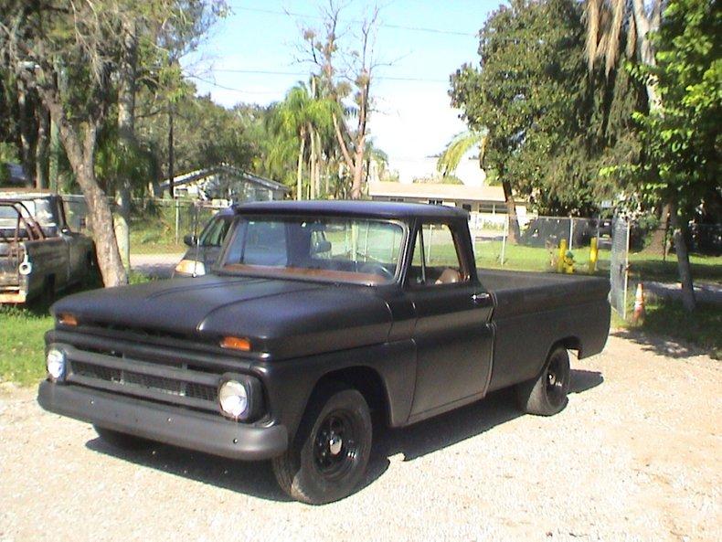 1965 Chevrolet Custom LWB