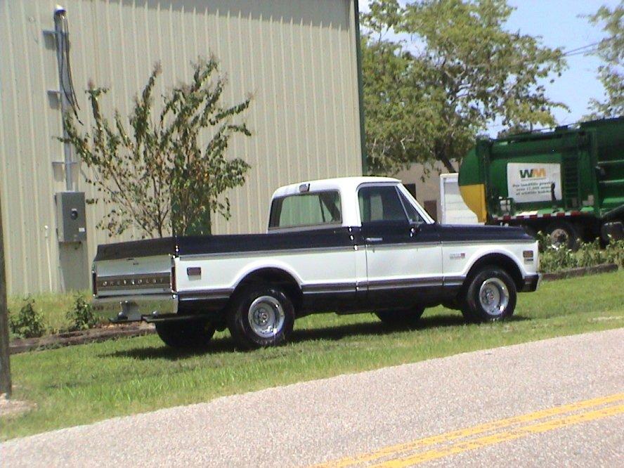1972 chevrolet cheyenne 10 pickup