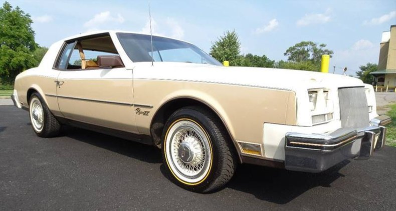 1983 Buick RIviera XX