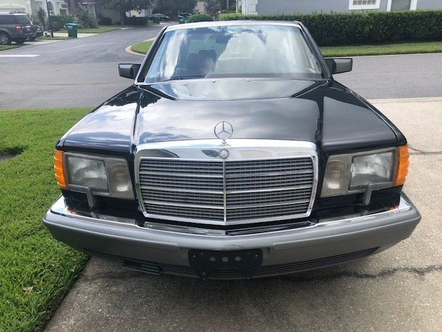1988 Mercedes-Benz 560 SEL | Premier Auction