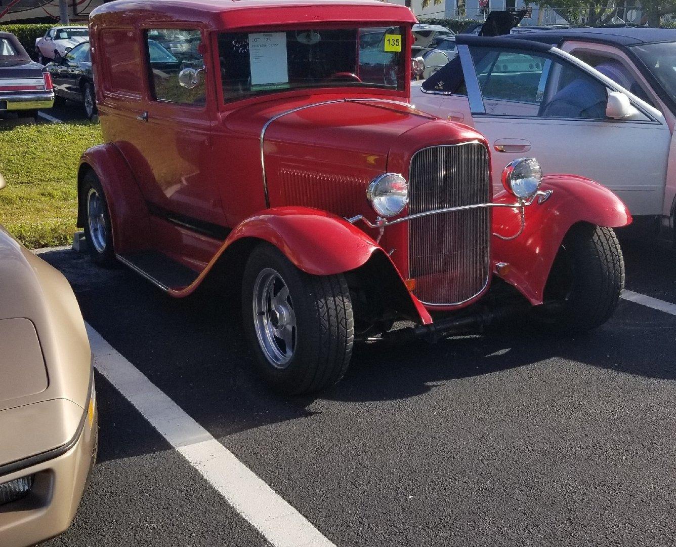 1930 ford model a streetrod