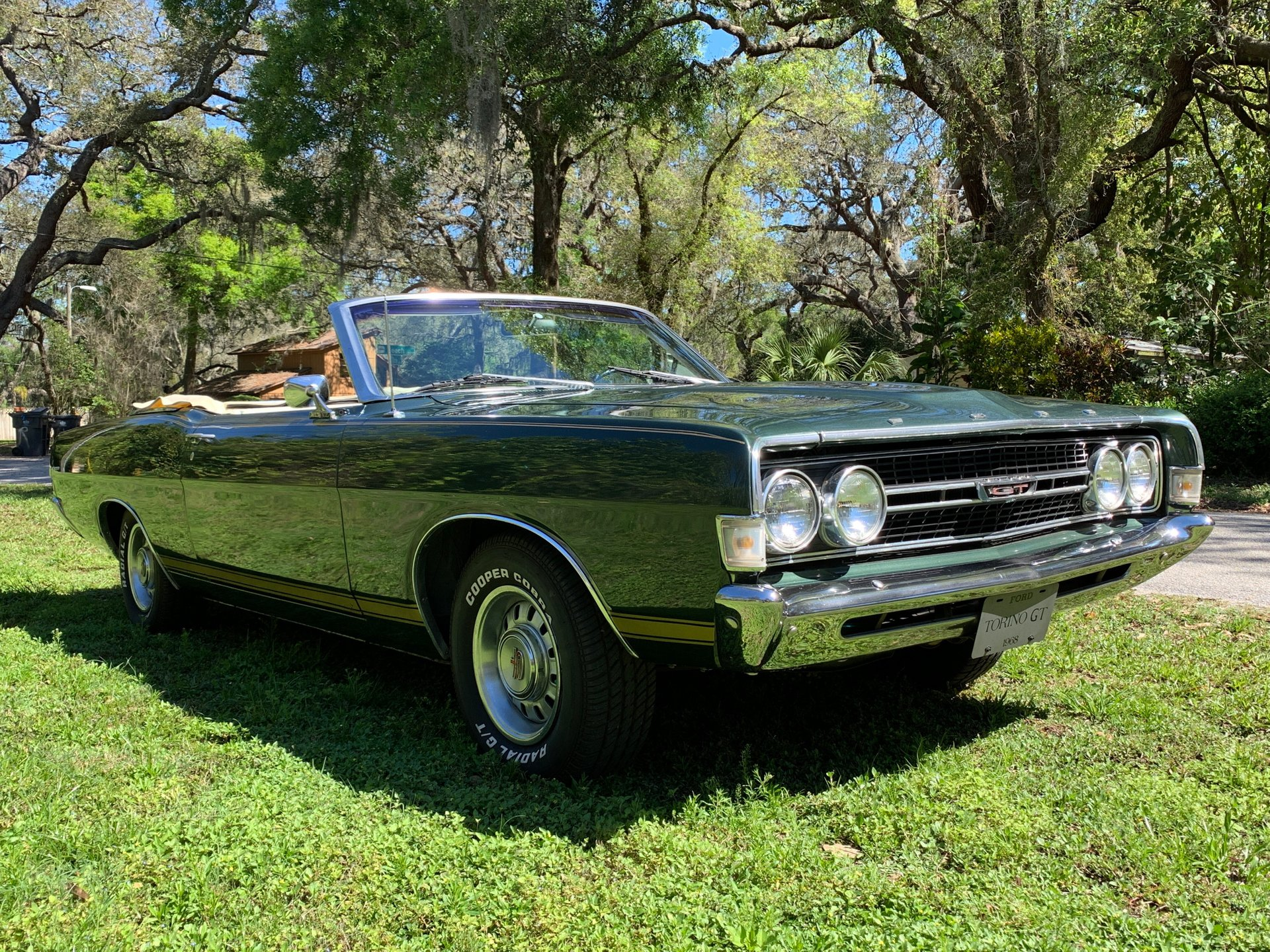 1968 Ford Torino GT | Premier Auction