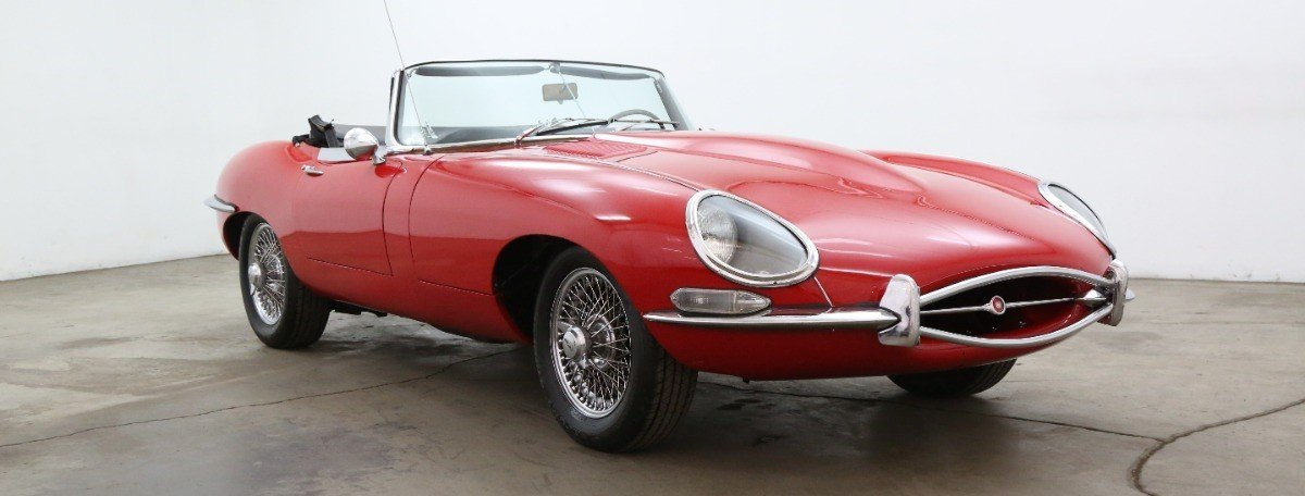 1966 jaguar e type roadster