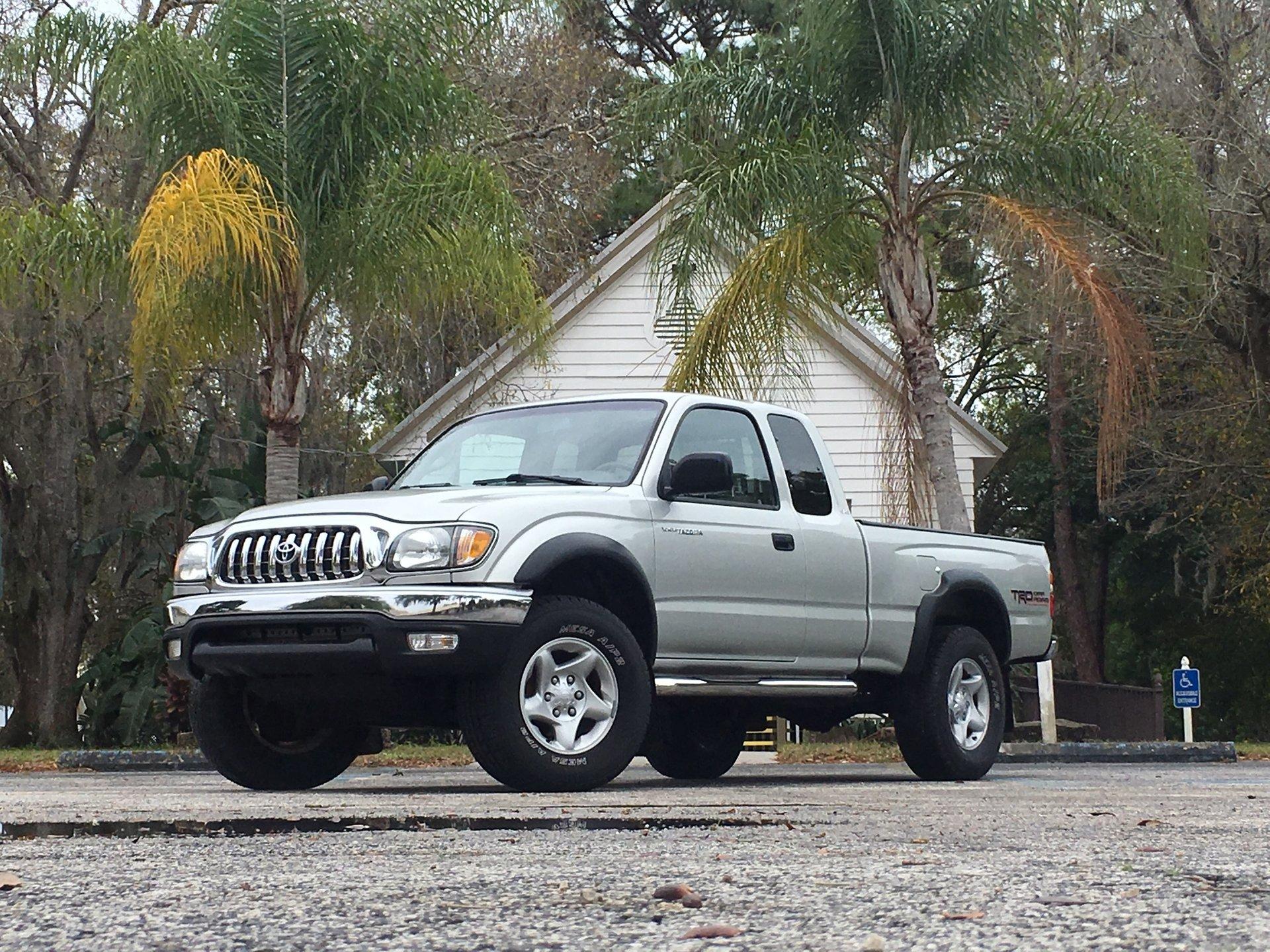 2003 toyota tacoma pickup