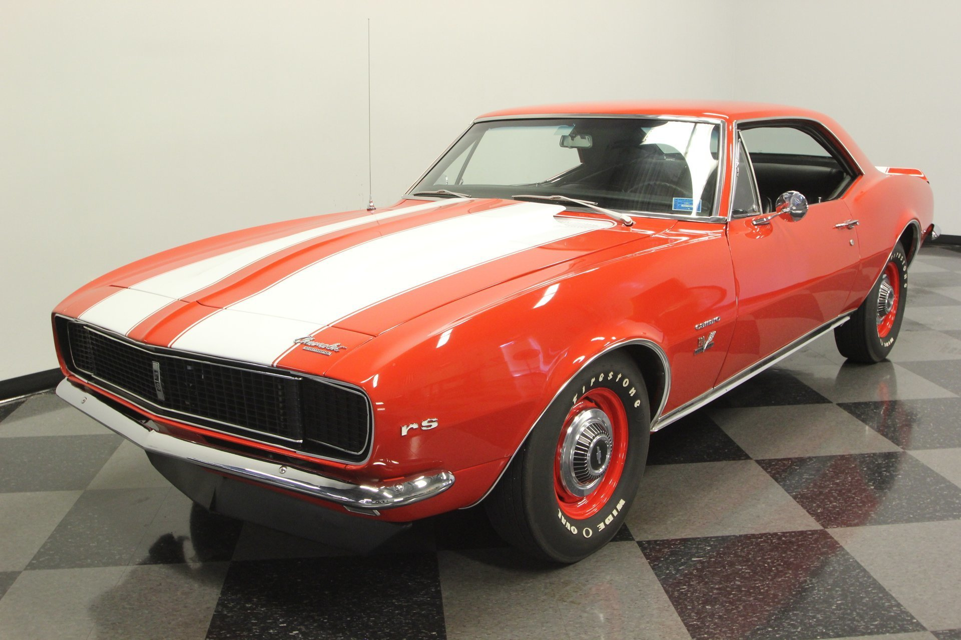 1967 chevrolet camaro rs coupe