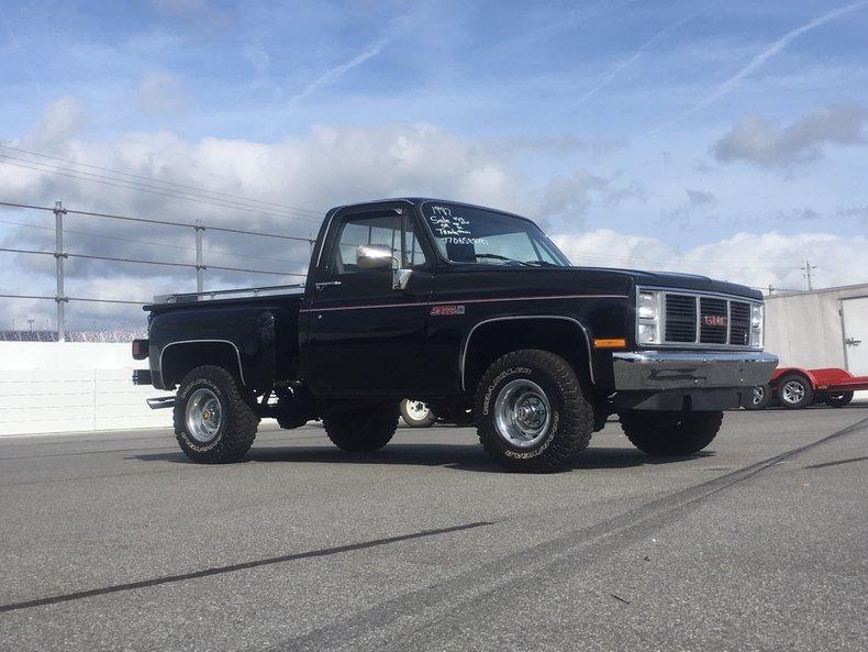 1987 GMC K10 4x4
