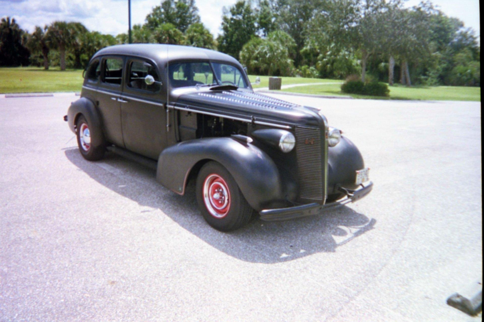 1937 buick special plain back sedan