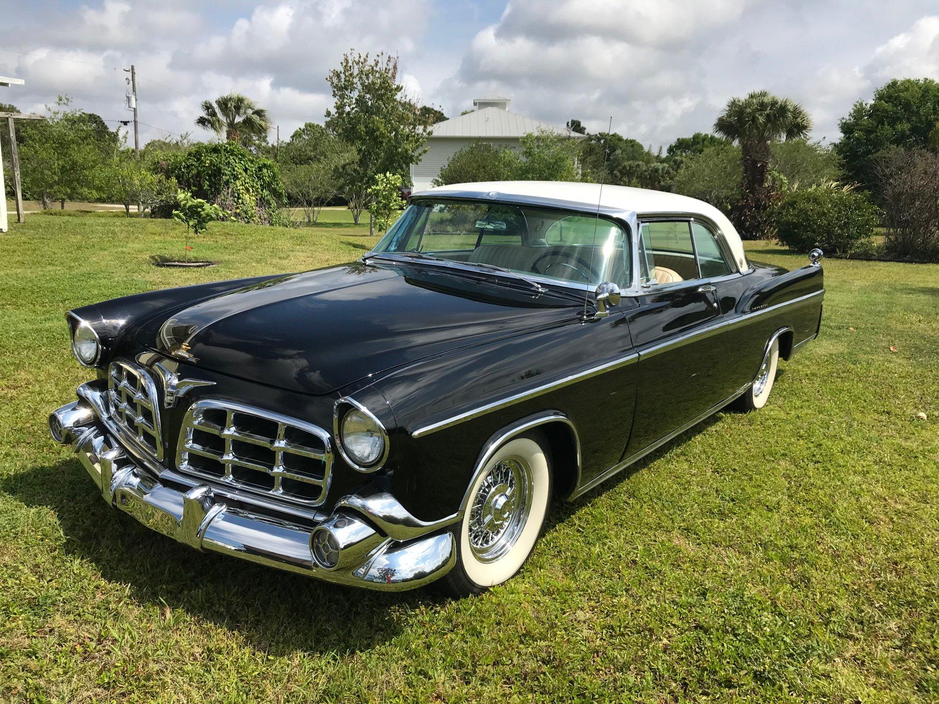 1956 chrysler 300 hardtop