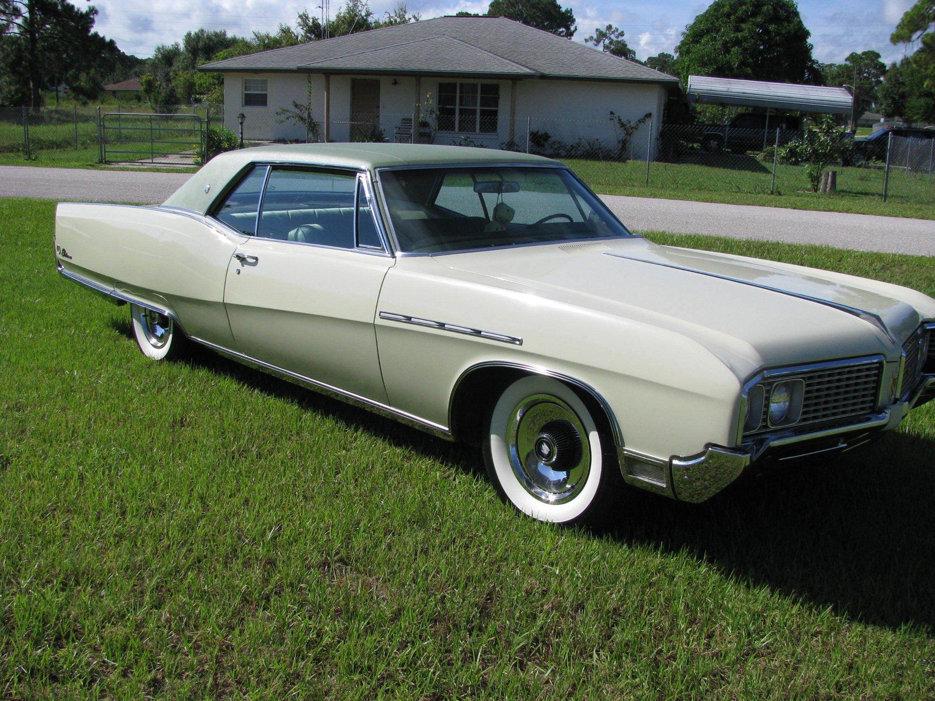 1968 buick electra hardtop